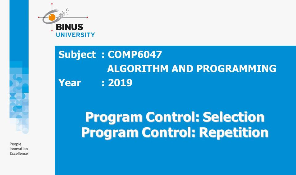 Workshop Algoritma dan Programming 2