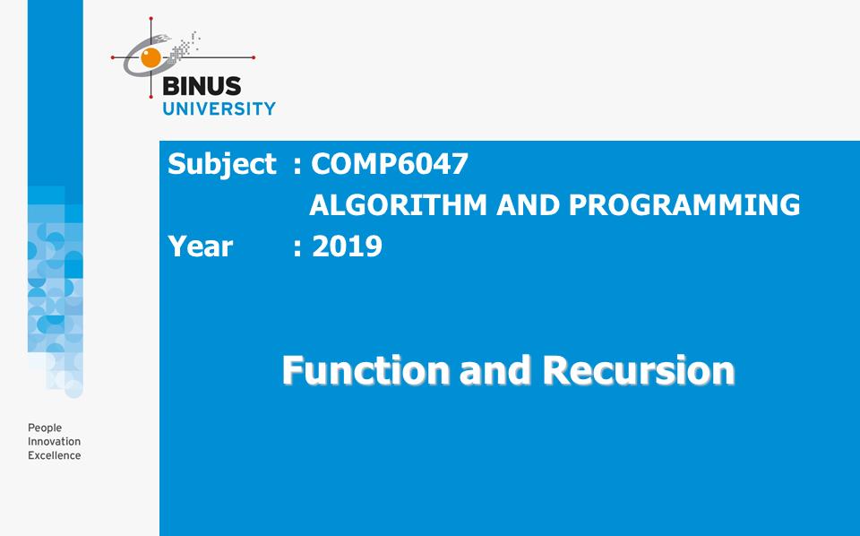 Workshop Algoritma dan Programming 4 Gallery