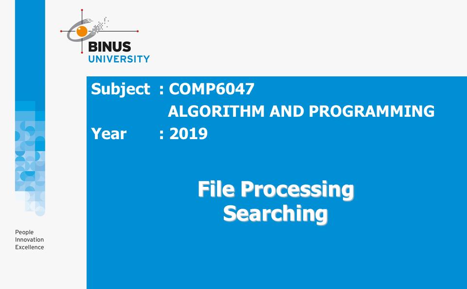 Workshop Algoritma dan Programming 6