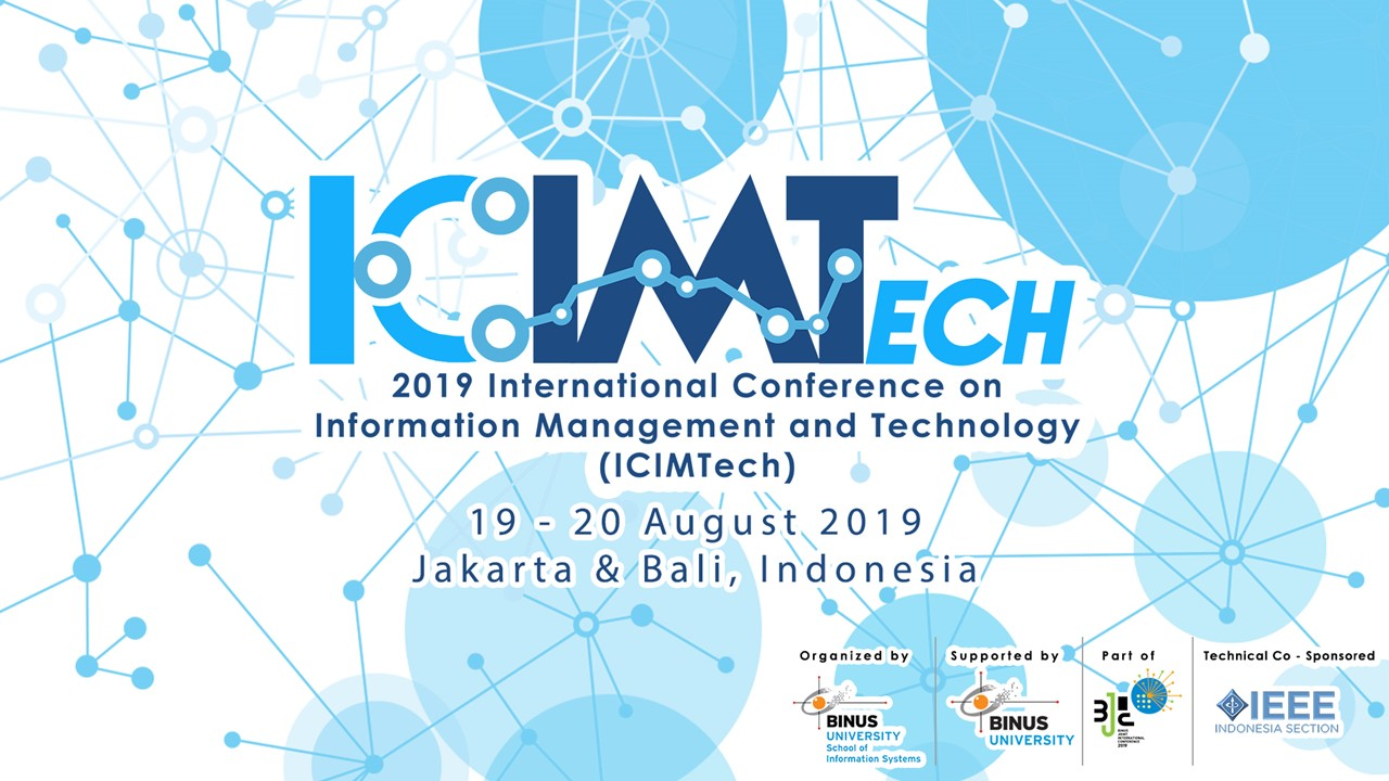 ICIMTech 2019 Gallery
