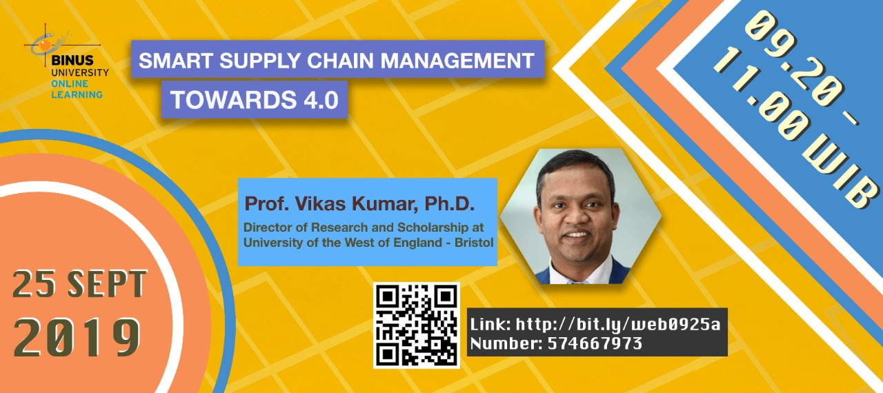 Smart Supply Chain Management Towards 4.0 Gallery