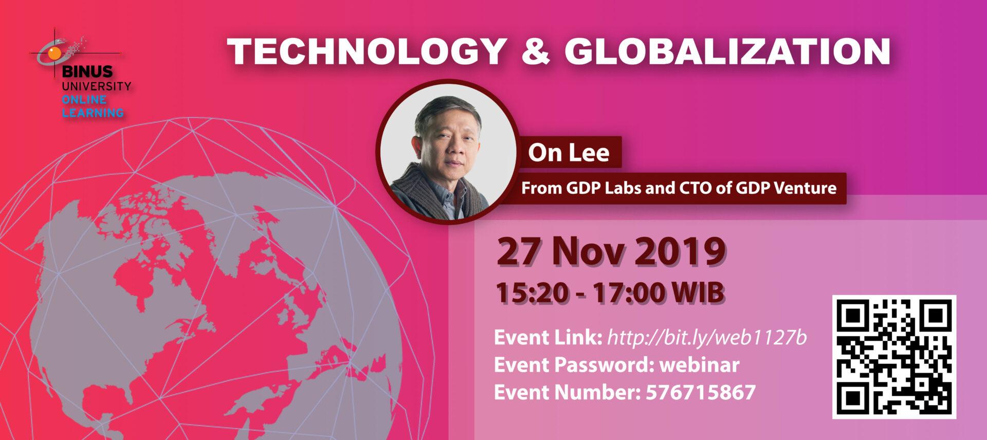 Technology & Globalization