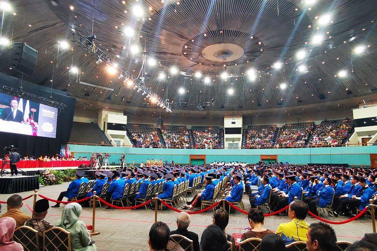 Wisuda ke-61 Binus University: Memberdayakan Masyarakat lewat Pendidikan