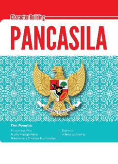 CHARACTER BUILDING: PANCASILA