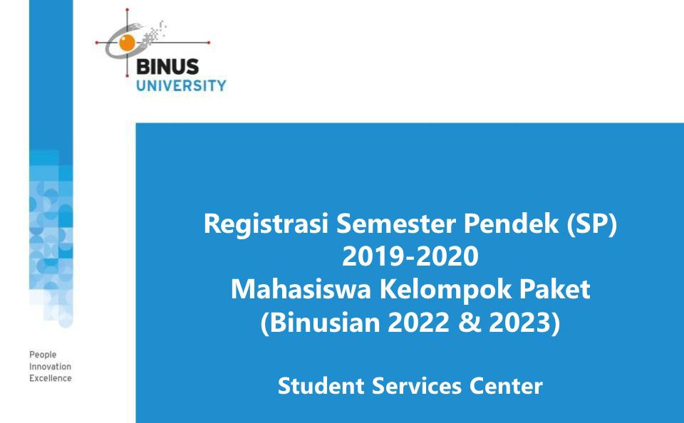 Briefing Semester Pendek Khusus Binusian 2022 dan 2023 6 Gallery