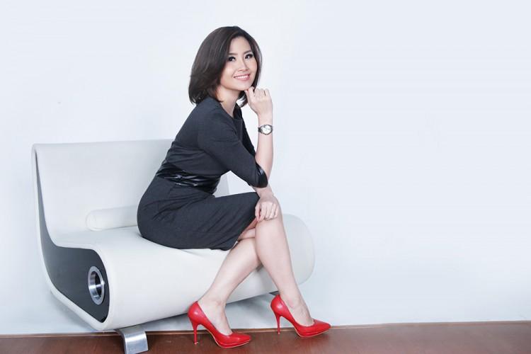 Zilvia Iskandar, Alumni BINUS University yang Eksis di Layar Kaca
