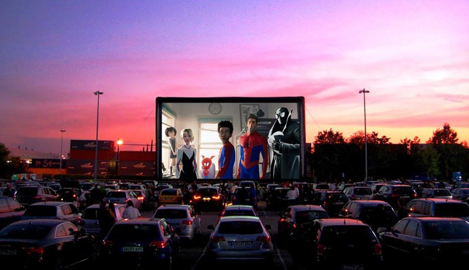 Nonton Film di Bioskop Drive-In Tangerang, Ternyata Tak Kalah Seru!