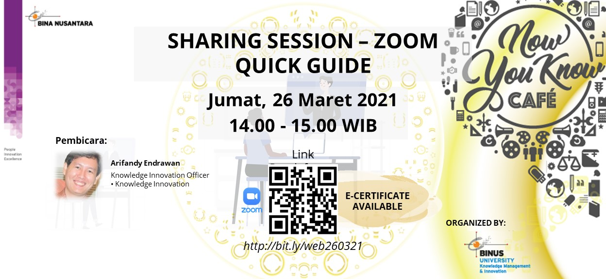 Sharing Session – Zoom Quick Guide (NYKC)