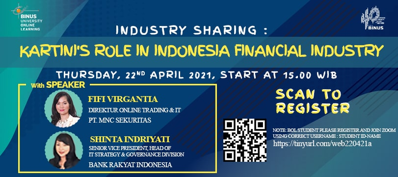 Kartini's Role in the Indonesian Financial Industry