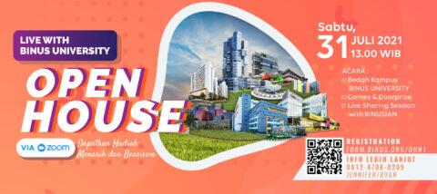 OPEN HOUSE NUSANTARA 1.0