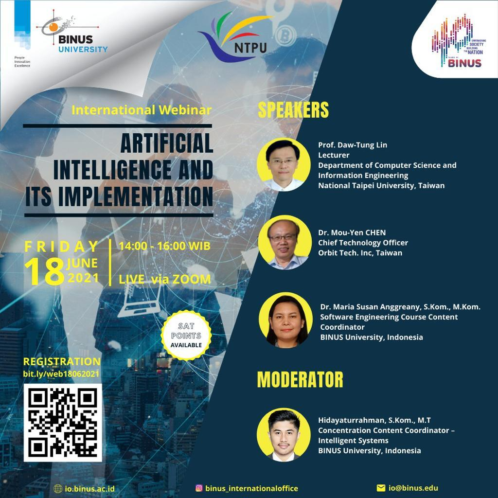 Artificial Intelligence and Its Implementation