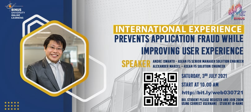 International Experience - Prevents Application Fraud While Improving User Experience